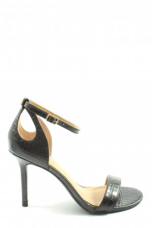 Ralph Lauren High Heel Sandal black elegant