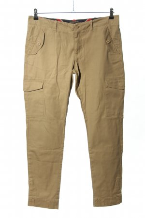 Ralph Lauren Pantalone cargo bianco sporco stile casual