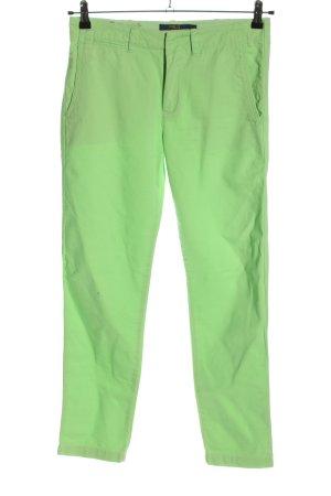 Ralph Lauren High Waist Jeans grün Casual-Look