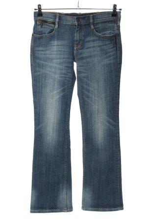 Ralph Lauren High Waist Jeans blau Casual-Look