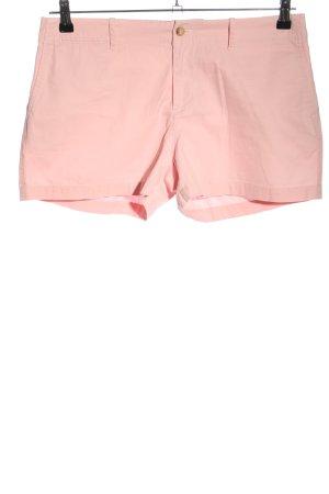 Ralph Lauren High-Waist-Shorts pink Casual-Look