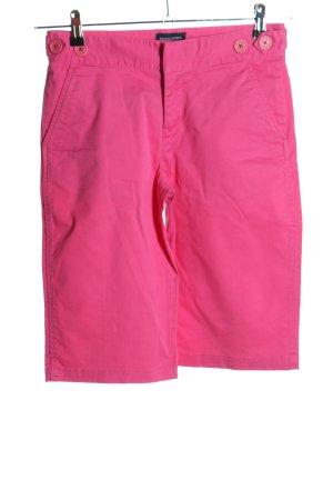 Ralph Lauren Pantaloncino a vita alta rosa stile casual