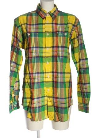 Ralph Lauren Houthakkershemd geruite print casual uitstraling