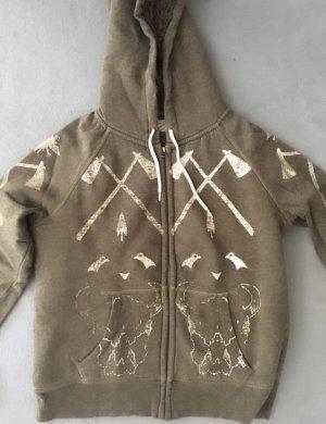 Ralph Lauren Hooded Sweatshirt khaki