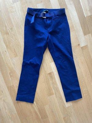 Ralph Lauren Hose Chino blau S