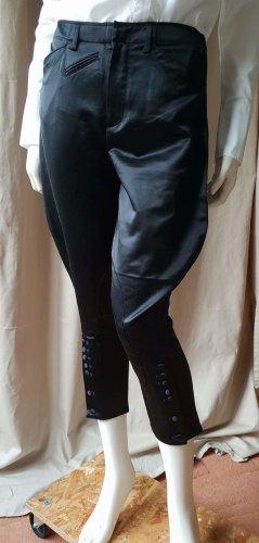 Ralph Lauren Pantalón de equitación negro