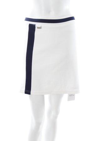 Ralph Lauren Hosenrock weiß-blau sportlicher Stil