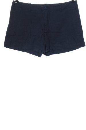 Ralph Lauren Hot Pants blau Casual-Look