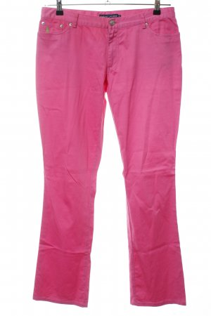 Ralph Lauren Low-Rise Trousers pink casual look