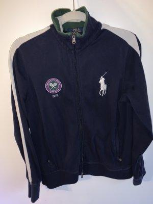 Polo Ralph Lauren College Jacket dark blue