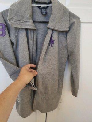 Polo Ralph Lauren Shirt Jacket silver-colored-grey
