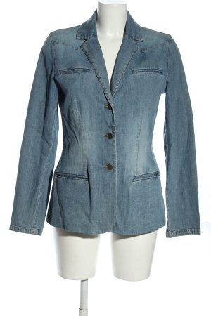 Ralph Lauren Jeansblazer blau Casual-Look
