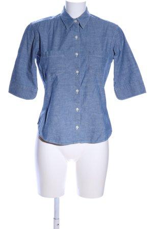 Ralph Lauren Jeanshemd blau meliert Casual-Look