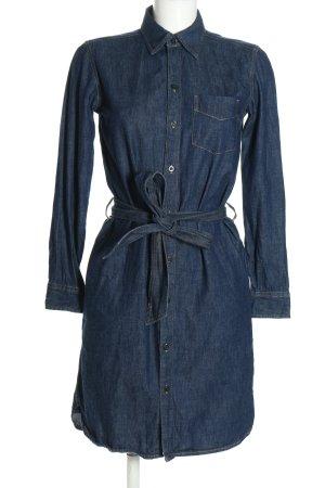 Ralph Lauren Jeanskleid blau Casual-Look