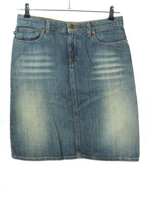 Ralph Lauren Jeansrock blau Casual-Look