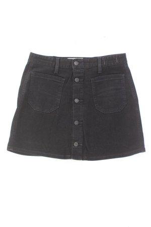 Ralph Lauren Jeansrock Größe 38 schwarz aus Baumwolle