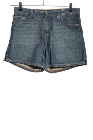 Ralph Lauren Denim Shorts blue casual look