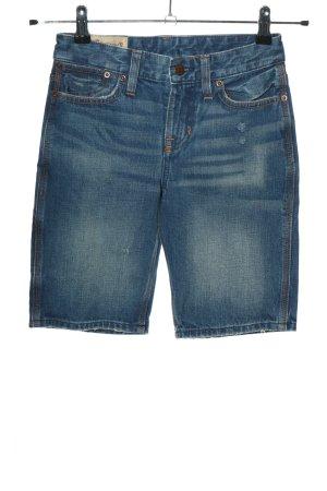 Ralph Lauren Jeansshorts blau Casual-Look