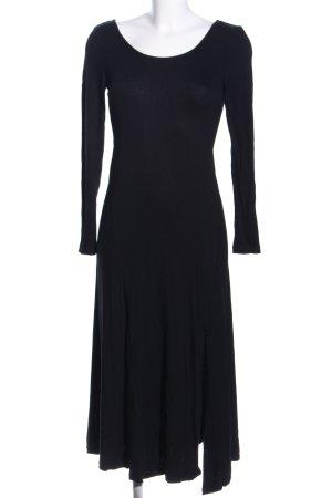 Ralph Lauren Jerseykleid schwarz Business-Look