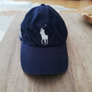 POLO GOLF Ralph Lauren Baseball Cap dark blue