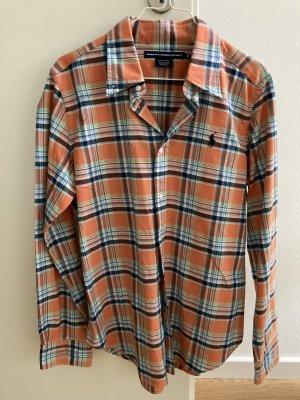 Ralph Lauren Camicia da boscaiolo multicolore