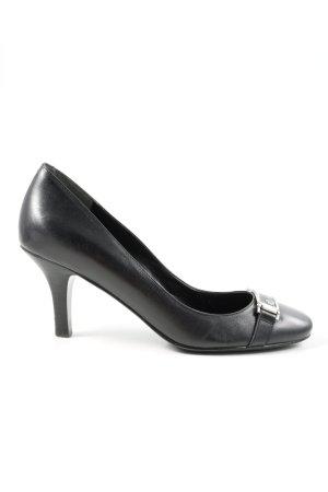 Ralph Lauren Classic Court Shoe black business style