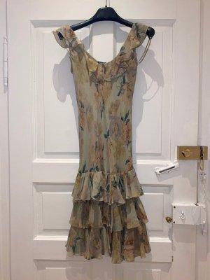 Ralph Lauren Kleid aus Seide, Gr. XS