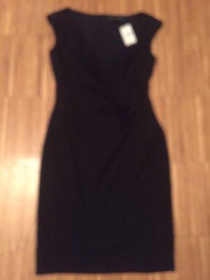 Ralph Lauren Kleid dunkelblau Größe 6 NEU mit Etikett