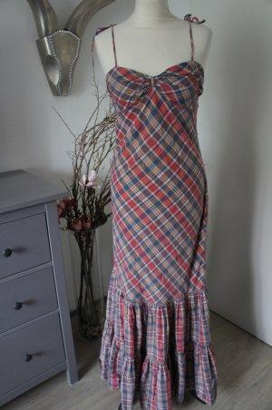 RALPH LAUREN Kleid Größe 34 36 S Maxikleid