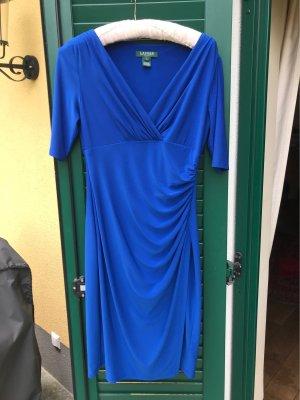 Ralph Lauren Kleid in wunderschönen Blau Gr.36