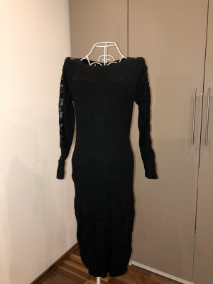 Lauren by Ralph Lauren Abito elasticizzato nero