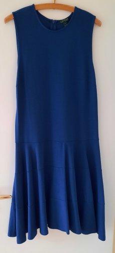 Lauren by Ralph Lauren Jersey Dress blue viscose