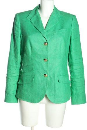 Ralph Lauren Korte blazer groen casual uitstraling