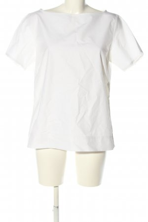 Ralph Lauren Kurzarm-Bluse weiß Casual-Look