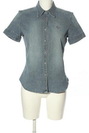 Ralph Lauren Kurzarmhemd blau Casual-Look