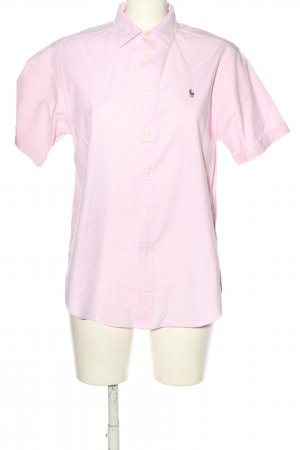 Ralph Lauren Kurzarmhemd pink Business-Look