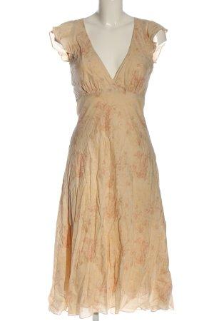 Ralph Lauren Kurzarmkleid nude Casual-Look