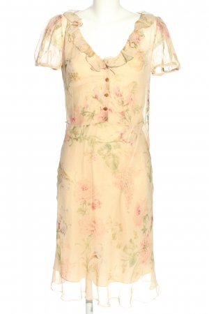 Ralph Lauren Kurzarmkleid Blumenmuster Casual-Look