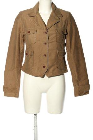 Ralph Lauren Krótka kurtka brązowy Elegancki