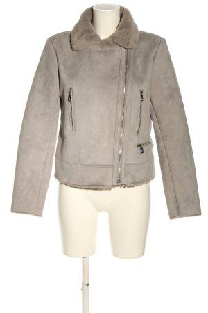 Ralph Lauren Veste courte gris clair style décontracté