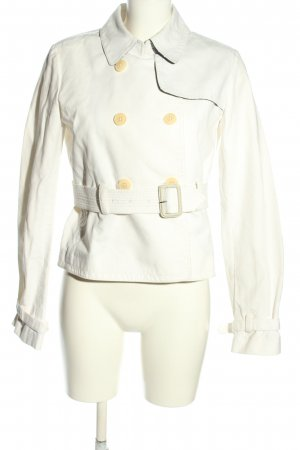 Ralph Lauren Krótki płaszcz biały W stylu casual