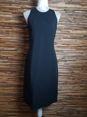 Ralph Lauren Vestido de lana negro