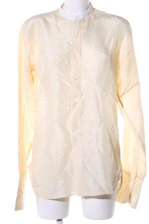 Ralph Lauren Langarm-Bluse creme Casual-Look