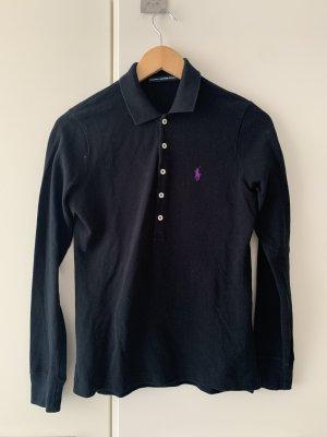Ralph Lauren Langarm Shirt Poloshirt Größe S