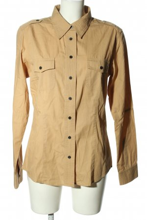 Ralph Lauren Langarmhemd creme Casual-Look