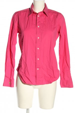 Ralph Lauren Langarmhemd pink Casual-Look