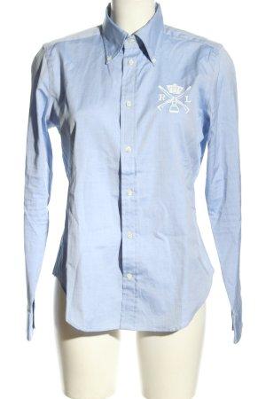 Ralph Lauren Koszula z długim rękawem niebieski W stylu casual