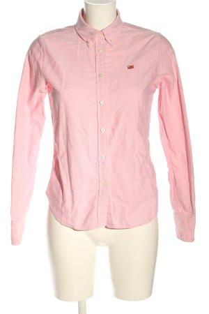 Ralph Lauren Langarmhemd pink Elegant