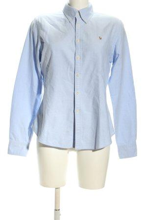 Ralph Lauren Langarmhemd blau Business-Look