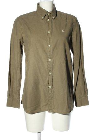 Ralph Lauren Langarmhemd braun Casual-Look
